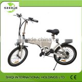 folding e bike on road drive, newest bicicleta electrica china cheap
