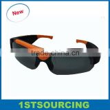 720P HD sunglasses camera with 170 degree wide-angle,hidden sunglasses camera,Sport sunglasses camera