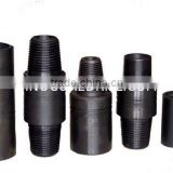 Drill Rig Parts , Alloy Steel Drill String Cross-Over Sub / Sub Adapter