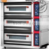 Cost Effective! ! ! High Performance! ! ! Gas Deck Oven Bread Oven Pizza Oven Baking Oven Bakery Equipment Kitchen Equipment