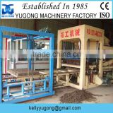 2014 new products QT series price hollow brick machine&cement block making machine&hollow block making machine