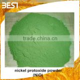 Best19Y raw material for paint industry nickel graphite nickel i oxide NiO