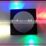 2014 high power wall mounted decorative lighting/modren wall light colorful LED wall light/decoration wall light