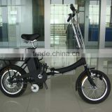 cheap Classic japanese electric bike Folding electric bike with 24V battery