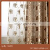 Red cotton printed Rod Pocket Curtain, fitting room curtains,Buffalo Check Chocolate Drapery Panel