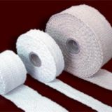 Ceramic fiber ribbon