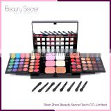 private label 78 colors baking powder eyeshadow/ eyes shadow palette