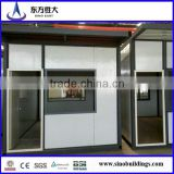 Prefab container for living home and office, economic house manufacturer