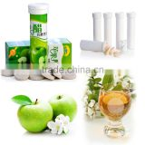 OEM effervescent tablet,energy drink apple cider vinegar effervescent tablet with GMPcertifited