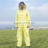 2015 high quality bee protective suits,beekeeping jacket veils