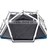 2016 free sample factory supply OEM customized pvc inflatable dome tent camping inflatable tent shelter manufacturer for rental