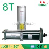 JULY High Sale 8 Ton Aluminum Pneumatic Cylinder Tube