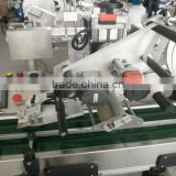 Stainless Steel Model plastic bag labelling machine