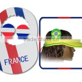 2018 World Cup football fans EVA hat with EN71