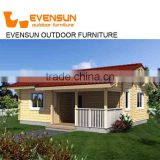 Wholesale price earth-friendly canadian low cost prefabricated wood house