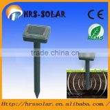Novelty Solar Energy Rat Destruction Machine,Solar Sonic Rodent/Mole/Mice Repeller Pest Control solar mole repeller(HRS-2013)