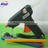 Constant Temperature Electric Heat 40W Hot Melt Glue Gun Power Tools Glue Gun with CE GS certificate