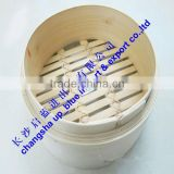 chinese commercial electric bamboo bun steamer