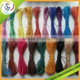 Jewelry Making Mixed Cotton Wax Cord