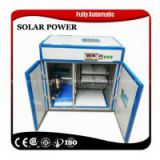 Fully Automatic Solar Powered Small Chicken Egg Incubator for Sale