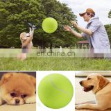 Good Quality Inflated Giant Tennis Ball For Promotion