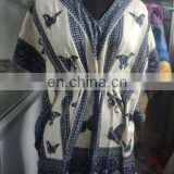 Colored Printed kaftan