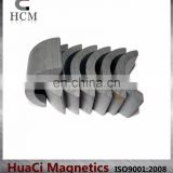 High Performance Ceramic Ferrite Electric Lifting Magnet arc magnets