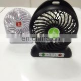Mini fan with Remote Control Kids Mini Portable Rechargable Fan