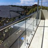 Frameless Glass Balustrade Fittings Spigot for Balcony / Swimming Pool
