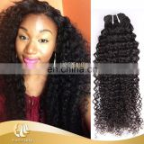 New style kinky curly weave Brazilian hair no tangle no shedding