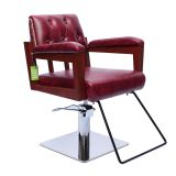 PU material hydraulic vintage barber styling barber chair MY-008-08M