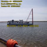 60-80mm Sea Dredging Sand Washing System