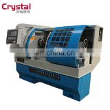 2018 Hot New 750/1000mm Horizontal Hard Rail CNC Lathe Machine CK6140A