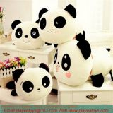 Tummy bear plush toys cute panda pillow doll hug bear DS-PD002