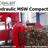 Hydraulic MSW Compactor