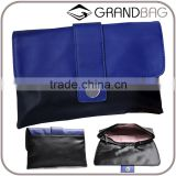 Western Fashion Color Blocking Clutch Bag Women Messager Bags Envelope Clutch Bag for Women