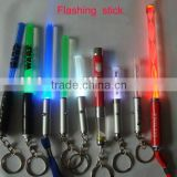2014 Good news !!, led glowing stick , acylic led flashlight stick for party , hot new products for 2014 light emitting stick