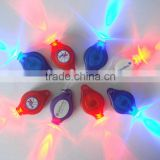 2015 china novelty minin bike light for promotional items , wholesales cheap led light for bike and gifts