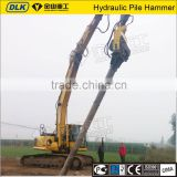 20 ton Excavator Mounted Hydraulic Vibro Hammer/Vibratory Sheet Pile Driver