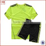 New custom quick dry fabric soccer jersey design patterns                                                                         Quality Choice