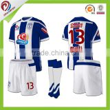 Dreamfox digitally sublimated factory Thermal transfer printing China Imported Soccer Jersey non brand                                                                         Quality Choice