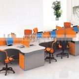 Top selling Wholesales 8 seater Call center Workstation Cubicle for Small Office ( SZ-WS381)