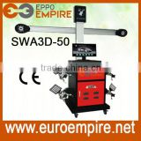 Empire best selling 3D wheel alignment machine/3D wheel alignment (CE approval)