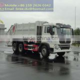 Garbage Container Truck for constructional engineering/environmental construction/sanitation