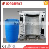 customize 200l plastic drum blow mold / blow mold for hdpe drums, barrels