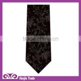 Fashionable Flower Silk Neckwear