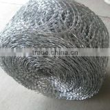 Direct Factory galvanized/PVC coated Concertina razor barbed wire(BTO10,BTO12,BTO22,BTO,BTO28,BTO65)