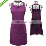 2014 New Product Cheap Promotional Soft kitchen pvc aprons