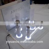 Factory of ISO 9001 Customized of Magnetic Acrylic comestic display/acrylic comestic /acrylic display