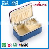 High Quality Metal Jewellery Cosmetic Gift Set Packaging Box